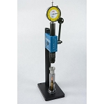 K&M Precision Arbor Press with Standard Force Measurement Ram and Dial Indicator