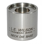Stainless Steel Neck Die Decapping Base